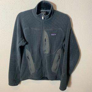 PATAGONIA Mens Small Fleece Full Zip Up Jacket